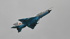 RIAT 2019_MiG-21_05 (andys1616) Tags: romanian air force mikoyangurevich mig21 lancerc 6824 royal international airtattoo raffairford gloucestershire july 2019