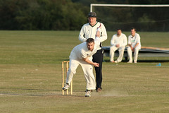 99 (Dale James Photo's) Tags: thame town cricket club iiis 3s thirds threes versus buckingham cc ivs 4s fours cherwell league division eight village promotion decider