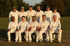 124 (Dale James Photo's) Tags: thame town cricket club iiis 3s thirds threes versus buckingham cc ivs 4s fours cherwell league division eight village promotion decider