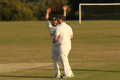 119 (Dale James Photo's) Tags: thame town cricket club iiis 3s thirds threes versus buckingham cc ivs 4s fours cherwell league division eight village promotion decider