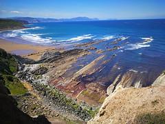 Baskenland0240 (schulzharri) Tags: baskenland basque spanien spain espana bilbao reise travel atlantik felsen rock water himmel sky