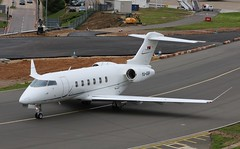 Photo of YU-GSF Bombardier BD100 Challenger 350
