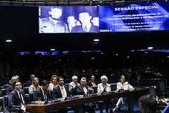 Plenário do Senado (Senado Federal) Tags: plenã¡rio sessã£oespecial comemoraã§ã£o homenagem aniversã¡rio juscelinokubitschek memorialjk bancada convidado paineleletrã´nico brasãlia df brasil plenário sessãoespecial comemoração aniversário paineleletrônico