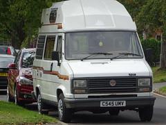 1986 Talbot Express Camper Van (Neil's classics) Tags: 1986 talbot express camper van camping motorhome autosleeper motorcaravan rv caravanette kombi mobilehome dormobile