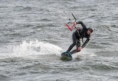 Kite-surfing (aixcracker) Tags: sea kitesurfing meri porvoo hav borgå emsalö emäsalo varlax vaarlahti autumn fall suomi finland europa europe september höst archipelago iso1600 gulfoffinland syksy skärgård saaristo eurooppa syyskuu suomenlahti finskaviken nikond500 sigmas150600mmf5063