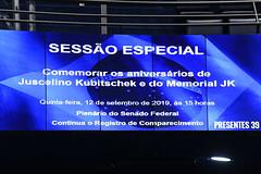 Plenário do Senado (Senado Federal) Tags: plenã¡rio sessã£oespecial comemoraã§ã£o homenagem aniversã¡rio juscelinokubitschek memorialjk paineleletrã´nico brasãlia df brasil plenário sessãoespecial comemoração aniversário paineleletrônico