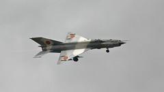 RIAT 2019_MiG-21_03 (andys1616) Tags: romanian air force mikoyangurevich mig21 lancerc 6824 royal international airtattoo raffairford gloucestershire july 2019