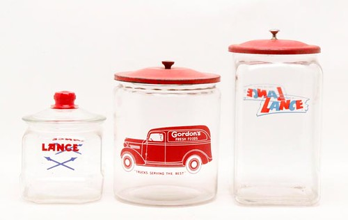 Gordon's Store Jar (middle) ($56.00)