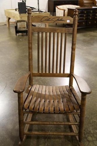 Alan Jackson porch rocker ($67.20)