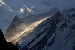 Mounttain Manaslu (8163 m.a.s.l.), Bimthang (Petr Vodak) Tags: hora manaslu bimthang nepál trekokolomanaslu travel november nepal sunlight mountain snow landscape himalaya himalayas nepali listopad goodlight snih himalaje himalaj slunecnisvetlo dobresvetlo
