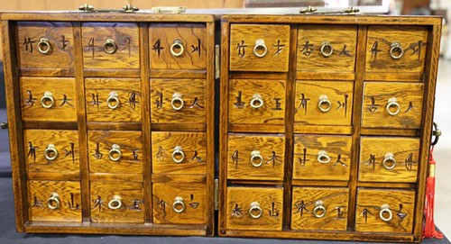 Apothecary Cabinet ($134.40)