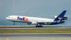 N625FE - FedEx - Federal Express - McDonnell Douglas MD-11(F) (bcavpics) Tags: china plane airplane hongkong aviation fedex n625fe aircraft hkg sar airliner md11 mcdonnelldouglas federalexpress cheklapkok vhhh bcpics