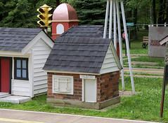 OH North Ridgeville - Safetyville 11 (scottamus) Tags: northridgeville ohio loraincounty safetyville safety town village mini miniature buildings city model