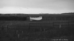 L'entre-Mers (Spotmatix) Tags: 1650mm audinghen boats camera effects france hautsdefrance landscape lens lighthouse monochrome nex6 places seaside sony transports zoomstd
