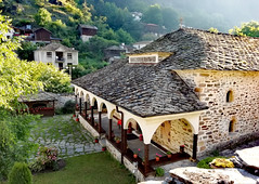 Bulgaria (denismartin) Tags: denismartin tradition church orthodox monastery roof stone architecture village bulgaria shirokalaka smolyan pamporovo travel roadtrip