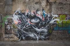 L7Matrix (dogslobber) Tags: green portugal europe graffiti street art travel adventure explore wander l7matrix