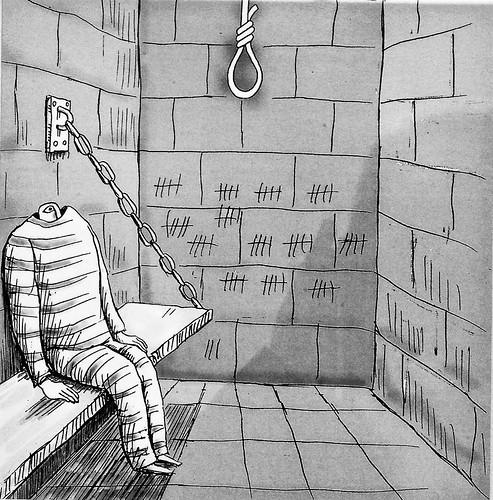 Prisoner anxiety (2018) - Javad Alizadeh