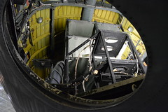 SAC_0136 Convair B-36 Peacemaker - rear compartment (kurtsj00) Tags: sac museum strategic air command