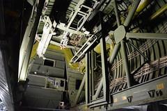 SAC_0133 Convair B-36 Peacemaker bomb bay (kurtsj00) Tags: sac museum strategic air command