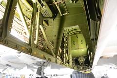 SAC_0131 Convair B-36 Peacemaker bomb bay (kurtsj00) Tags: sac museum strategic air command