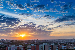 IMG_S3-3726 (Max Hendel) Tags: bymaxhendel bymaxhendelphotography brazil inbauruspbrazil pôrdosol solpoente sol sun sky céu color fimdetarde maxhendelphotography maxhendelphotostream sunrise goodmorning morning manhã