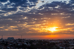 IMG_S3-3722 (Max Hendel) Tags: bymaxhendel bymaxhendelphotography brazil inbauruspbrazil pôrdosol solpoente sol sun sky céu color fimdetarde maxhendelphotography maxhendelphotostream sunrise goodmorning morning manhã