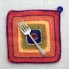 IMG_1686 (crochetbug13) Tags: crochet crocheted crocheting crochetmural yarnbomb crochetyarnbomb crochetyarnbombing crochetflowers crochetcircles