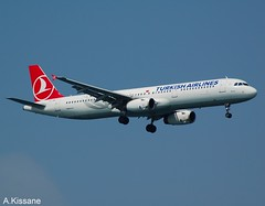 TURKISH AIRLINES A321 TC-JMI (Adrian.Kissane) Tags: airline airliner jet plane airbus aircraft aeroplane turkey aviation flying flight arriving sky outdoors 3673 942018 a321 tcjmi ataturk istanbul turkish