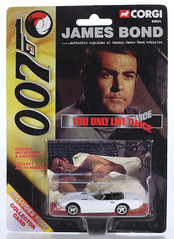 JLT-007-1998-04-Toyota-Corgi (adrianz toyz) Tags: corgi toys johnnylightning 007 jamesbond toy model car toyota 200gt convertible youonlylivetwice