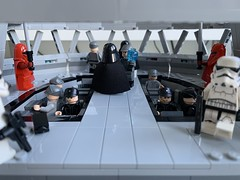 My very own Star Destroyer Command Bridge MOC - command deck (TheCreatorr) Tags: lego starwars legostarwars moc legomoc starwarsmoc legostarwarsmoc legoempire legobrick stardestroyer legostardestroyer darthvader legodarthvader