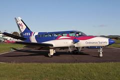 Cessna 404 Titan G-FIFA RVL Aviation (Mark McEwan) Tags: cessna cessna404 titan gfifa rvlaviation ordnancesurvey dundee dundeeairport dnd aviation aircraft airplane