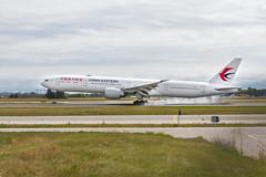 Triple 7 -300 (YYZ Kid) Tags: boeing 777 triple7 tripleseven boeing777 chinaeastern aviation flight