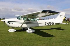 G-PDSI (GH@BHD) Tags: gpdsi cessna cessna172 skyhawk laa laarally laarally2019 sywellairfield sywell aircraft aviation