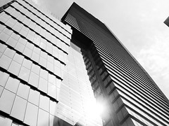 Business Building Black & White (danielfoster437) Tags: finance officebuilding wealth privateequity businesssuccess businessbuilding blackandwhite corporatebuilding business movingup modernarchitectureblackandwhite
