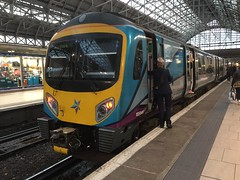 185146 at Manchester Piccadilly (12/9/19) (*ECMLexpress*) Tags: first transpennine express class 185 desiro dmu 185146 manchester piccadilly wcml