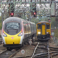 390002 & 150273 at Manchester Piccadilly (12/9/19) (*ECMLexpress*) Tags: virgin trains west coast class 390 pendolino emu 390002 arriva northern 150 sprinter dmu 150273 manchester piccadilly wcml
