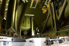 SAC_0128 Convair B-36 Peacemaker bomb bay (kurtsj00) Tags: sac museum strategic air command