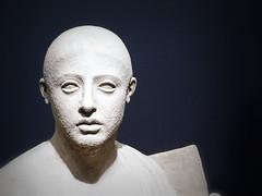 Orpheus, Getty Villa (EmperorNorton47) Tags: gettyvilla malibu california photo digital summer interior mythology statue romanart sculpture museum