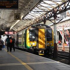 350116 at Crewe (12/9/19) (*ECMLexpress*) Tags: lnwr london northwestern railway class 350 desiro emu 350116 crewe wcml