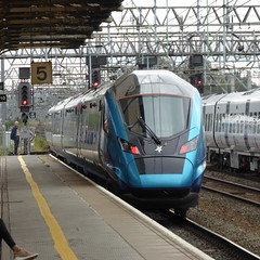 TPE Class 397 at Crewe (12/9/19) (*ECMLexpress*) Tags: first transpennine express class 397 emu crewe wcml