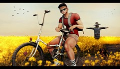 wanna go for a ride? (Zeke Jestyr) Tags: noche equal10 modulus sorgo valekoer nutmeg rkposes hive secondlife malefashion zekejestyr