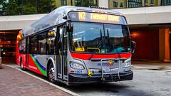 WMATA Metrobus 2016 New Flyer Xcelsior XE40 #1001 (MW Transit Photos) Tags: wmata metrobus new flyer xcelsior xe40
