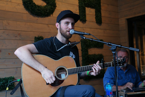 Ruston Kelly fan photo