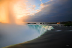 IMG_0040_print (Nd Onyeaso) Tags: waterfall niagara canada water sunrise mits canon 6d clouds house trees
