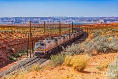 The (Next to) Final Run (Big Diehl Photo) Tags: blackmesaandlakepowell bmlp page arizona pagearizona lakepowell navajogeneratingstation