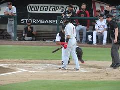 IMG_7918 (Dinur) Tags: baseball milb minorleaguebaseball californialeague calleague storm lakeelsinorestorm lestorm rawhide visaliarawhide