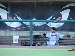 IMG_7521 (Dinur) Tags: baseball milb minorleaguebaseball californialeague calleague storm lakeelsinorestorm lestorm rawhide visaliarawhide