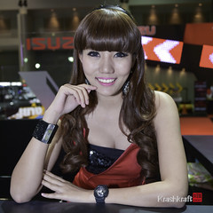 Jaao (krashkraft) Tags: beautiful beauty thailand pretty bangkok gorgeous autoshow autosalon allrightsreserved motorshow racequeen gridgirl 2015 boothbabe krashkraft เซ็กซี่ พริตตี้ มอเตอร์โชว์ โคโยตี้ bangkokinternationalautosalon jaaopichchanun bangkokautosalon promogirl