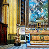 Side Slice (ken mccown) Tags: church rome italy architecture sancarloaicatinari
