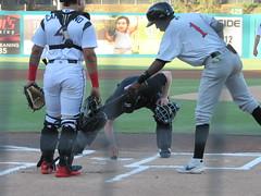 IMG_7723 (Dinur) Tags: baseball milb minorleaguebaseball californialeague calleague storm lakeelsinorestorm lestorm rawhide visaliarawhide